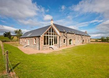 The Mill House in Earlston, Berwickshire