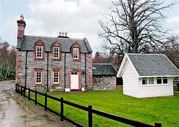 The Old Gun House Ref W2607 In Strathconon Muir Of