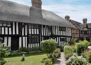 The Thatched Cottage in Lindfield, West Sussex
