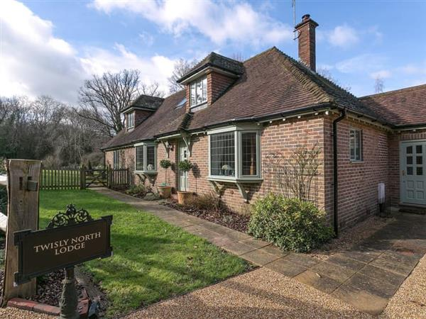 Twisly North Lodge, Catsfield, near Battle, Sussex, East Sussex