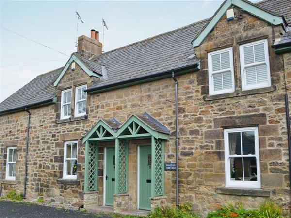 Wagtail Cottage Ref Uk3044 In Lesbury Near Alnwick