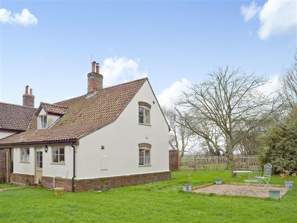 Waveney Lodge Cottage in Toft Monks