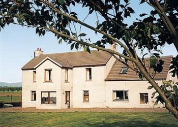 Wester Borland Farmhouse, Stirlingshire