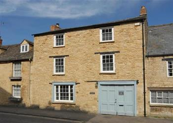 White Hart House in Burford