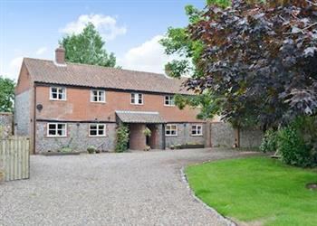 Whitehouse Farm Cottages - The Granary, Norfolk