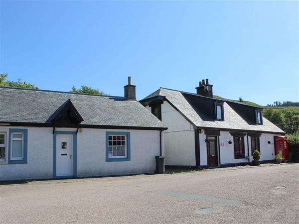 Willow Cottage, Clachan, near Tarbert, Argyll and Bute, Scotland