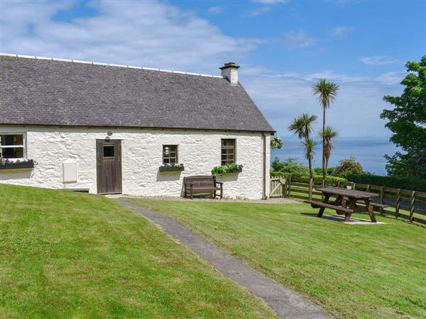 Woodlea Cottage 2, Whiting Bay, near Dippen, Isle Of Arran
