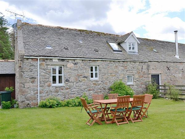 Woodside Cottage, Banffshire