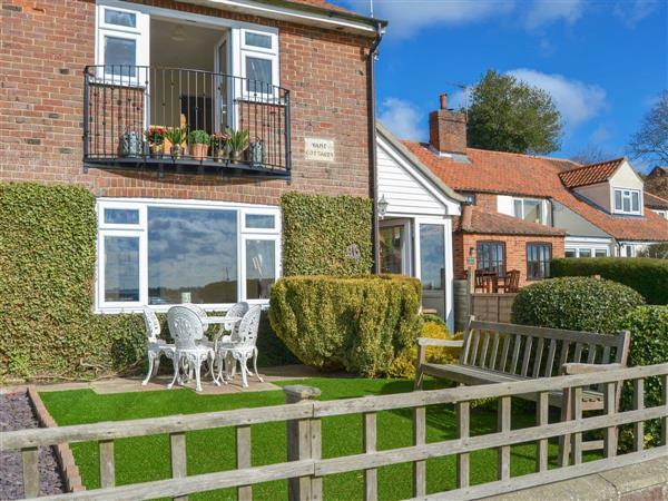 Yare Cottage in Reedham, Norfolk