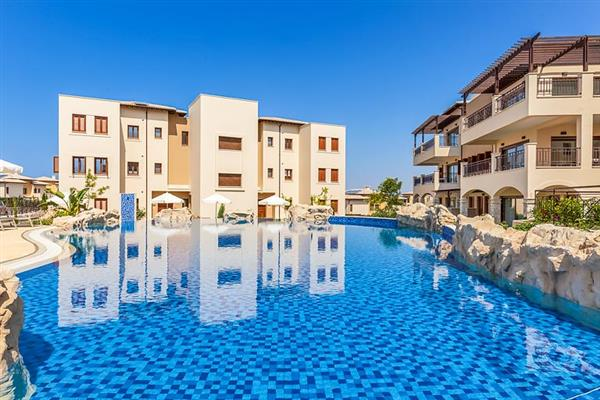 Apartment Alexander Heights Premium AK11, Aphrodite Hills, Cyprus With Swimming Pool