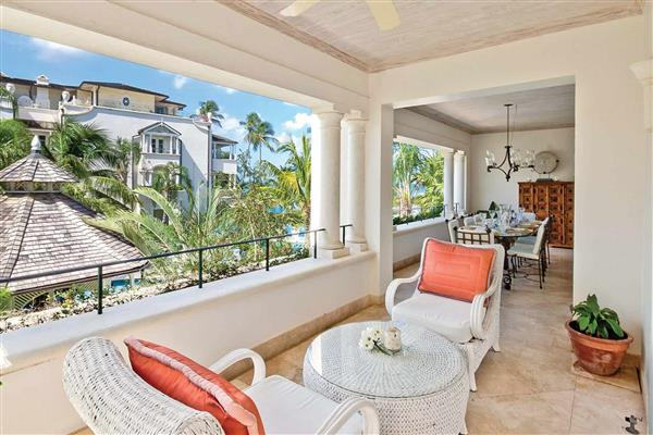Apartment Tropical, Schooner Bay, Barbados With Swimming Pool