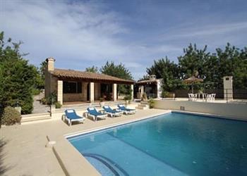 Casita Ref Spo314d In Pollensa With Swimming Pool Villas In North East Mallorca