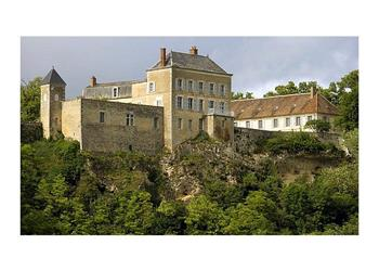 Chateau De Malley And Annexe, France