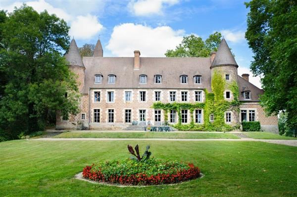 Chateau Du Marquis De Tracy, Burgundy, France