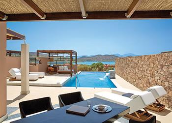 Domes Luxury III, Crete