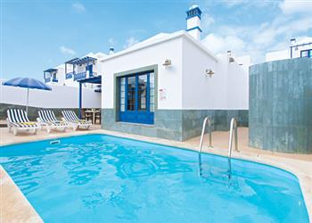 Villa Acomari, Playa Blanca, Lanzarote With Swimming Pool