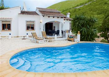 Villa Colbryca Ref 8826 In Spain With Swimming Pool