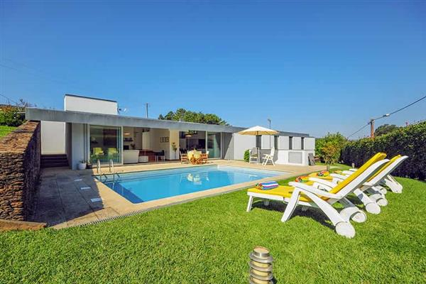 Villa Diana, Caminha, Costa Verde With Swimming Pool