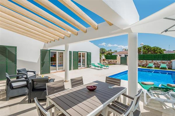 Villa Es Bruc, Cala en Bosch, Menorca With Swimming Pool