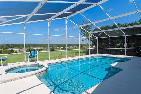 Villa Felicity, Highlands Reserve, Orlando - Florida With Swimming Pool