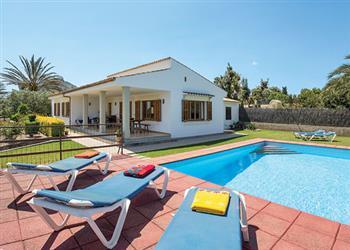Villa Gabriel in Pollensa, Mallorca