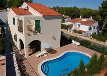 Villa Galaxia, Menorca, Menorca With Swimming Pool