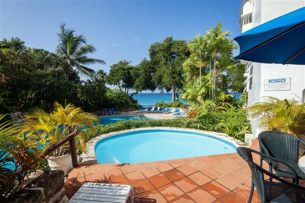 Villa Ginger Lilly, Merlin Bay, Barbados With Swimming Pool