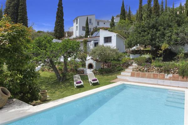 Villa Herminia in Frigiliana - villas in Spain