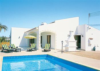 Villa Iphigenia in Coral Bay, Cyprus