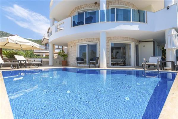 Villa Kubra in Kalkan villas in Turkey