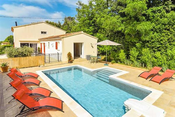Villa Las Cicadas, St. Remy de Provence, Provence With Swimming Pool