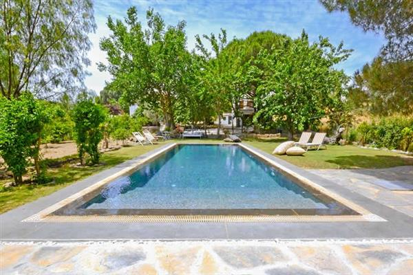 Villa Luca, Bodrum, Turkey With Swimming Pool