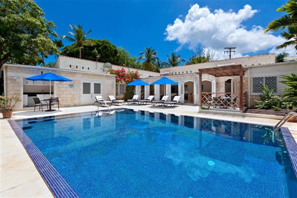 Villa Mahi, Gibbes Beach, Barbados With Swimming Pool