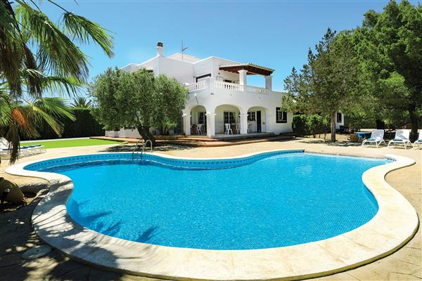 Villa Oasis Ref 11474 In Ibiza With Swimming Pool Villas In San Jordi For Couples