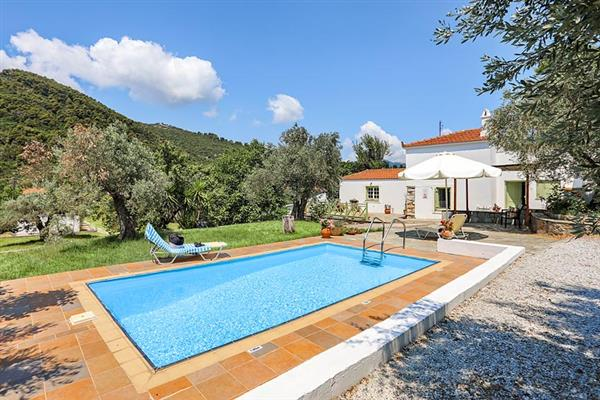 Villa Olivia, Skopelos Town, Skopelos With Swimming Pool