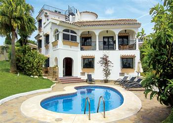 Villa Panorama in Elviria, Marbella