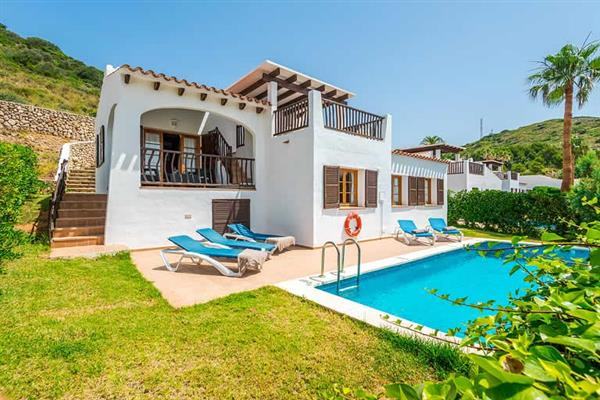 Villa Playas de Fornells, Fornells, Menorca With Swimming Pool