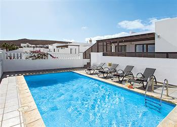 Villa Taytum in Playa Blanca, Lanzarote