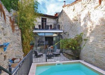 Villa Tresor in Calvisson, near Gard