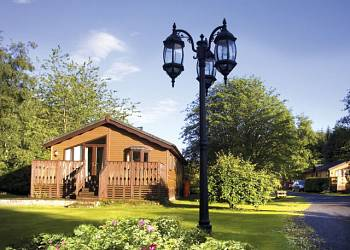 Self catering heaven at Angecroft Park