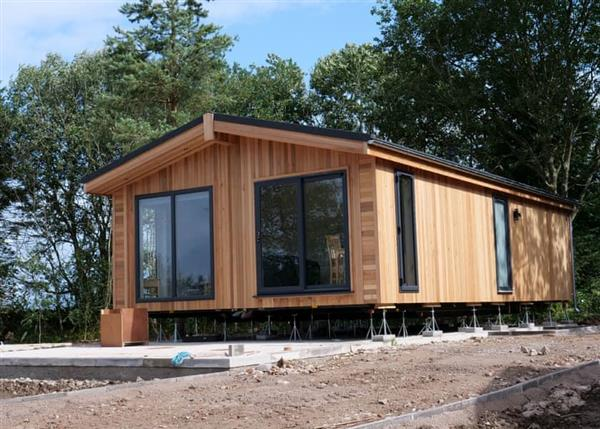Askham Lodges at Flusco Wood, Penrith