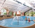 The family will have a great time at Brynteg Platinum Lodge; Caernarfon