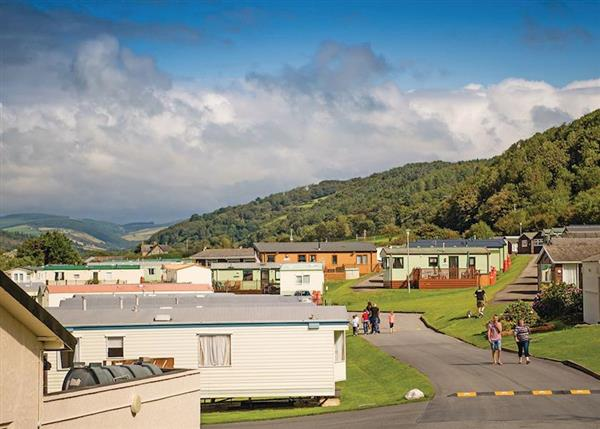 Explore the countryside at Clarach Bay Holiday Village