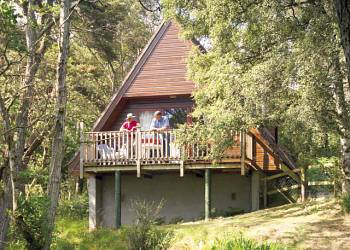 Have a great lodge holiday at Delny Highland Lodges