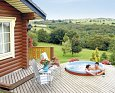 Faweather Grange Lodges in Bingley - Ilkley Moor