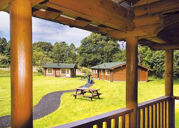 Have a great lodge holiday at Gadgirth Lodges