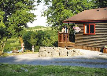 Self catering heaven at Garnffrwd Park