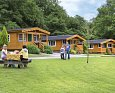 Heronstone Lodges in Swansea - Powys