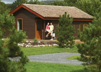 Enjoy your Hot Tub at Meadows End Lodges