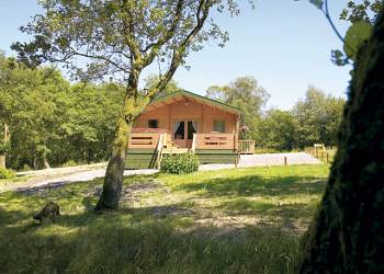 Buzzard Lodge, Llandrindod Wells, Llanbister with hot tub